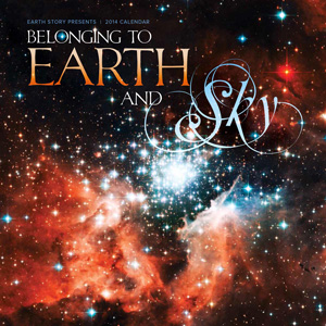 Belonging to Earth and Sky Calendar 2014