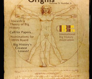 Origins, IV 04 (International Big History Association Newsletter)