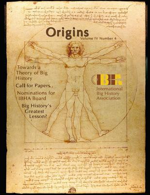 Origins, IV 04 (International Big History Association Newsletter)