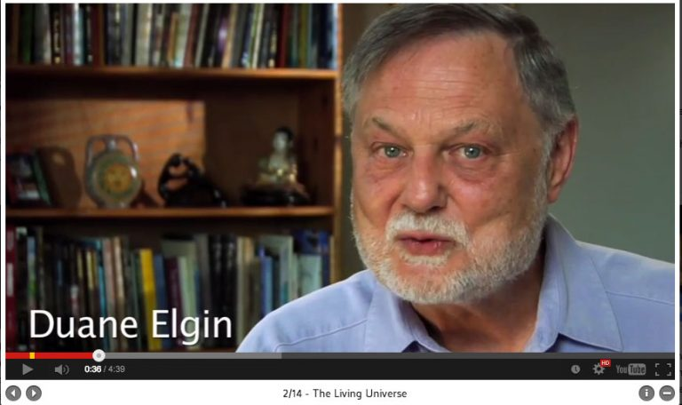 The Living Universe — A video introduction to the book
