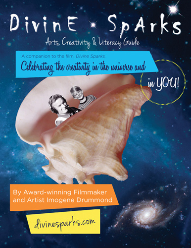 Divine Sparks Art, Creativity & Literacy Guide