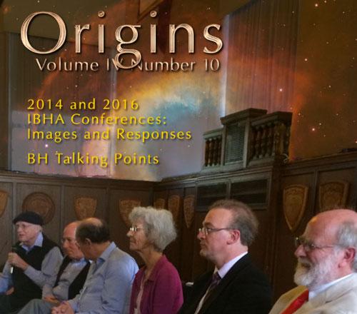 Origins, IV 10 (International Big History Association)