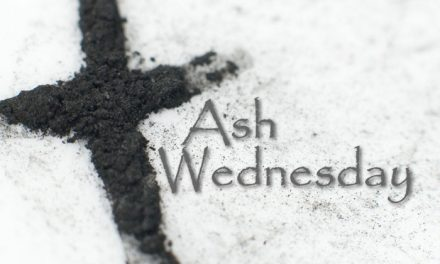 Ash Wednesday Stardust Ritual