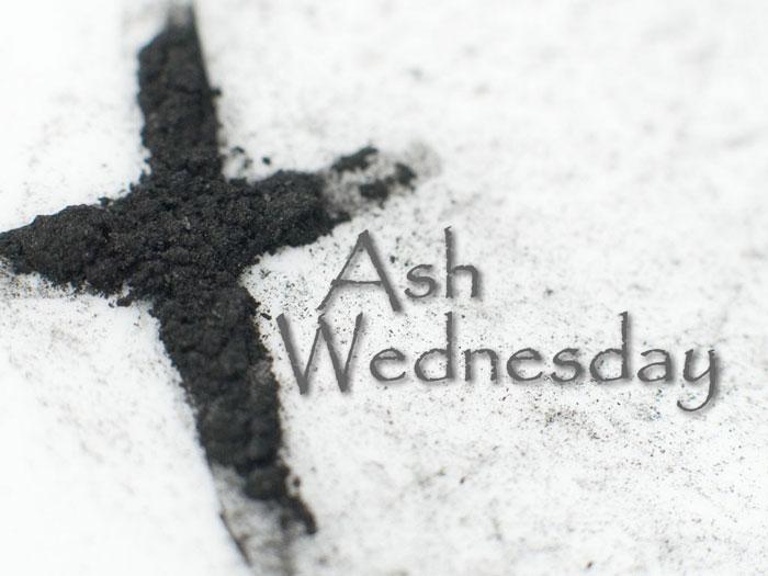 Ash Wednesday Stardust Ritual