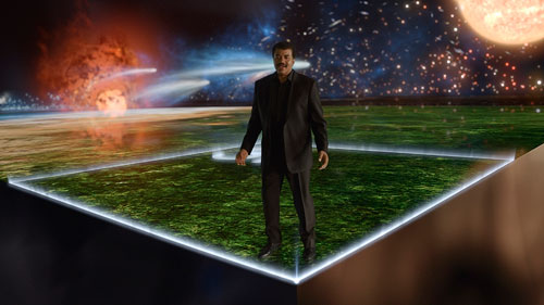Cosmic Calendar with Neil deGrasse Tyson