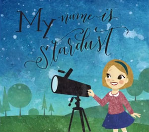 Help make Stardust Kid's book happen!