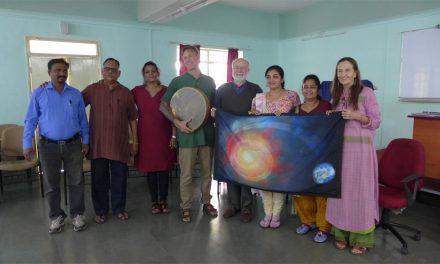 Ignatian Pedagogy an Evolving Universe (Report After Events at Xavier College, Mumbai, India)