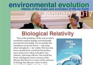 January 2017 Environmental Evolution newsletter
