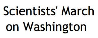Scientists March on Washington