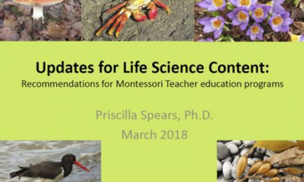 Biology Updates for Teacher Educators 2018 AMS Power Point