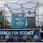 Science March Seattle 2017, Jonathan Tweet speaking