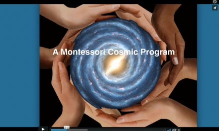 A Cosmic Plan for Early Childhood and Beyond