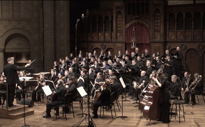 Emergent Universe Oratorio World Premier (Video)