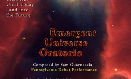 Emergent Universe Oratorio