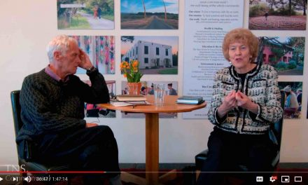 Interview of Mary Evelyn Tucker by Michael Lerner