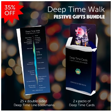 Deep Time Walk Cards
