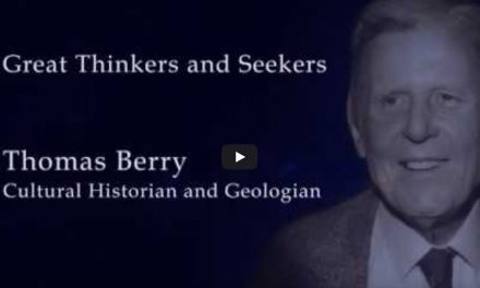 Thomas Berry: Cultural Historian and Geologian