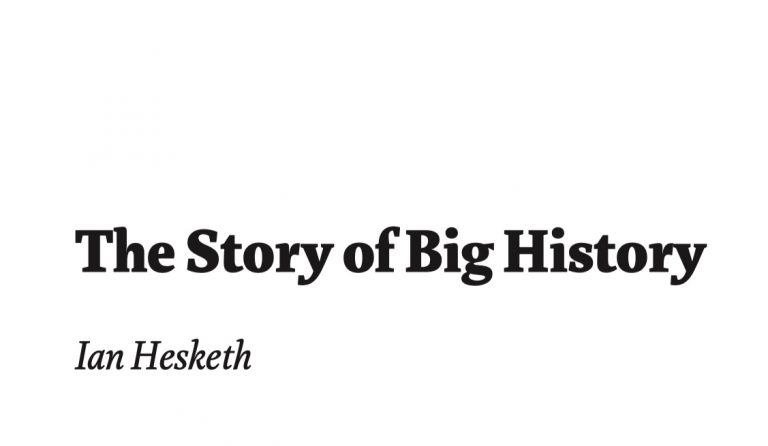 The Story of Big History