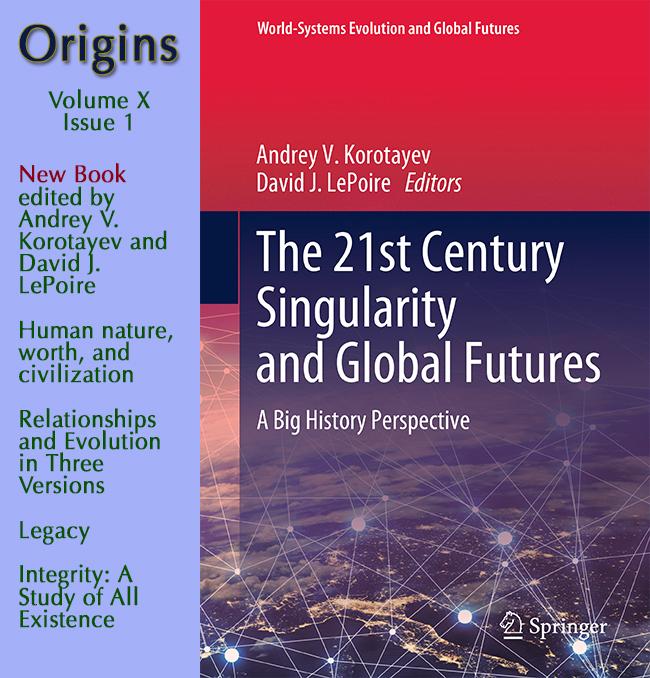 Origins: The Bulletin of the IBHA, Volume X Number 1