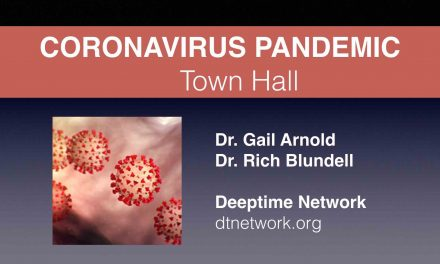 CORONAVIRUS TOWN HALL: How long will it last? Positive change possible?