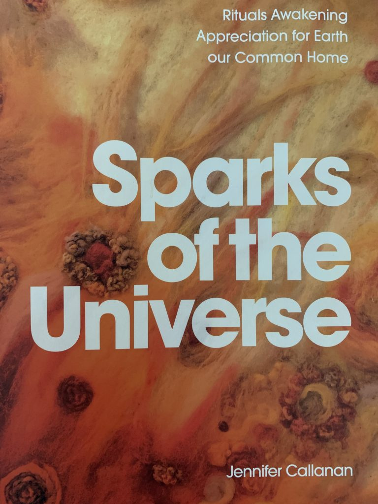 'Sparks of the Universe. Rituals awakening appreciation for Earth our Common Home'