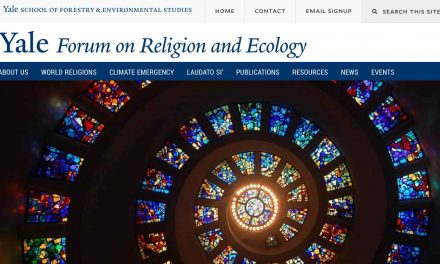 Forum on Religion and Ecology (FORE) — New Website!