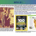 Last Lynn Margulis Interview with Conner Habib envevo news note
