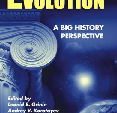 Evolution: A Big History Perspective