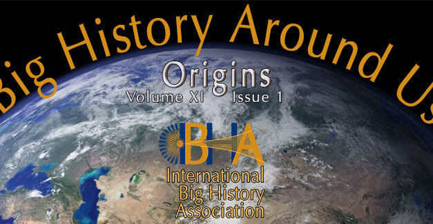 Origins: The Bulletin of the IBHA, Volume XI Number 1