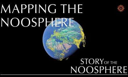 Mapping the Noosphere